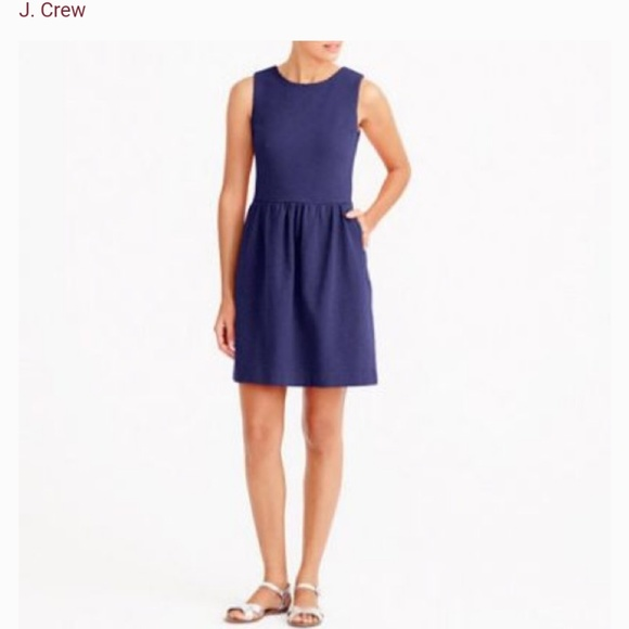 J. Crew Dresses & Skirts - J.Crew Daybreak Dress Raw Indigo small